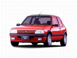 ▲例えば、いっそプジョー 205ぐらいのネオクラシック系カジュアルに振り切ってしまうのもいいだろう。その場合は衣服の方のドレス割合を「7」ではなく「8」ぐらいまで微妙に上げると、よりおしゃれかも。ネオクラ系+カジュアルすぎるウェアではただの「車好きなあんちゃん」になってしまう