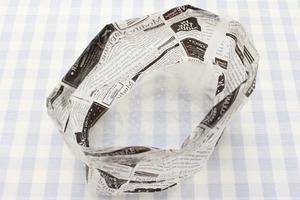 キャンドゥ「自立型水切りゴミ袋」