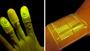 特定の化学物質に触れると光ってお知らせ「生きたバイオ手袋」MITが研究開発中