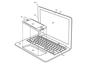 iPhoneとMacBookが合体? トラックパッドにiPhoneをはめて使う、謎の特許が登場