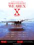 「X JAPAN WORLD TOUR 2017 WE ARE X」ポスター画像 (okmusic UP's)